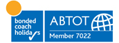 Bonded Coach Holidays (BCH) and and the Association of Bonded Travel Organisers Trust Limited (ABTOT) member